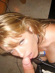 Slave, Cock, Amateur mom, Slaves, Blonde mom