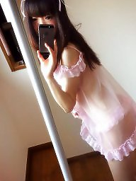 Student, Japanese amateur, Lingerie, Asian babes, Asian babe