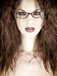 Glasses, Teen girls