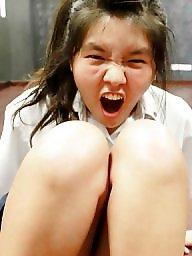 Asian teen, Girl