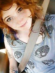 Girl, Redhead, Girls, Love, Selfy, Redheads