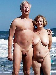 Mature beach, Beach mature, Bbw beach, Naked mature
