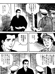 Comic, Comics, Boys, Japanese cartoon, Boy cartoon, Asians