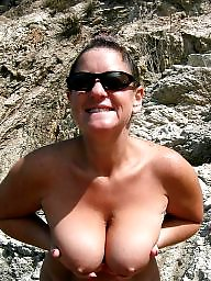 Mature, Public mature, Mature public, Public boobs, Public matures