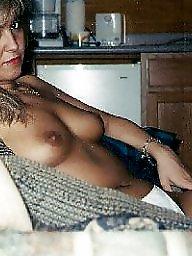 Brunette milf