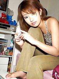 Asian teen, Nice