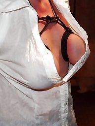 Bondage, Breast, Amateur bondage