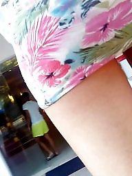 Skirt, Sexy, Asses