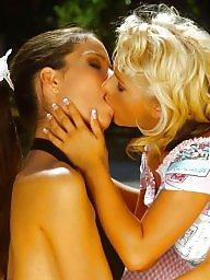 Kissing, Lesbians, Kissing lesbian, Kiss