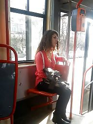 Bus, Spy, Hidden cam, Cam, Teen voyeur, Spy cam
