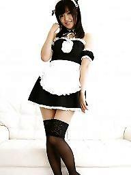 Blacked, Black stocking, Black girl, Japanese stockings, Japanese girl