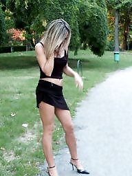Italian, Italian milf, Italian amateur, Blond amateur