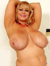Mature boobs, Mature big boobs, Big mature