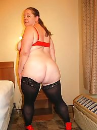 Chubby, Bbw stockings, Thighs, Bbw stocking, Chubby stockings, Bbw in stockings