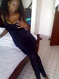 African, Ebony amateur