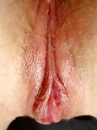 Amateur anal, Used, Amateur hairy