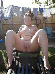 Garden, Amateur bbw, Babe