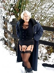 Granny, Granny stockings, Grannies, Sexy granny, Granny stocking, Granny sexy