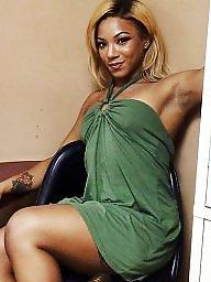 Stripper, Ebony ass