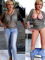 Dressed undressed, Mature dress, Dress undress, Dressed, Mature mom, Mature dressed