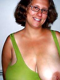 Bbw amateur, Big boob, Webtastic