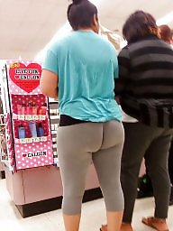 Transparent, Cameltoe, Street, Big asses