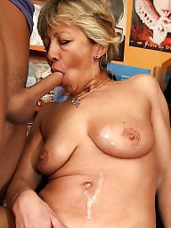Blonde mature, Store, Mature blondes