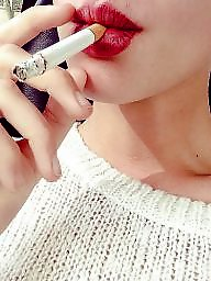 Smoking, Blond, Smoke, Love