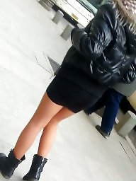 Skirt, Spy, Nylon, Romanian, Mini skirt, Teen skirt