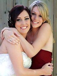 Bride, Brides, Brunettes, Brunette bride