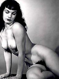 Vintage, Vintage tits, Vintage celebrities