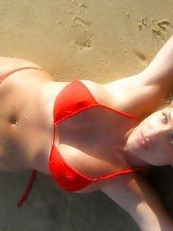 Bikini, Micro bikini, Bikini beach