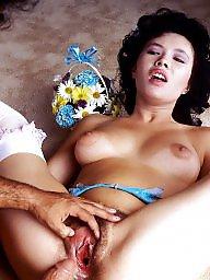 Asian vintage, Pornstars, Vintage asian