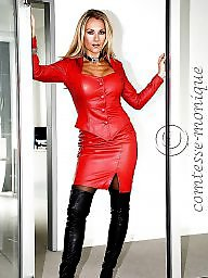 Latex, Boots, Leather, Pvc, Boot, Mature leather