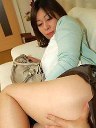Asian milf, Japanese milf