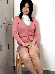 Office, Japanese, Asian tits, Japanese officer