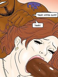 Interracial cartoon, Interracial cartoons, Slave, Cartoon interracial, Slaves, Slave cartoon