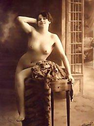 Pussy, Vintage amateur