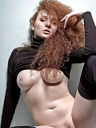 Nipples, Red, Ginger