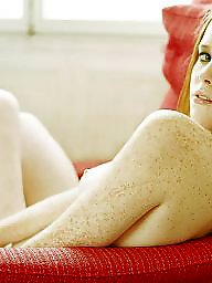 Redhead, Freckles, Blondes