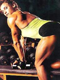 Bodybuilder, Female