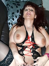 Scottish, Scottish milf, Mum