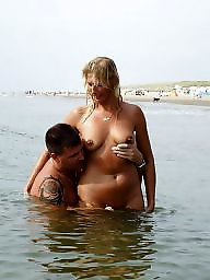 Dutch, Nude beach, Milf boy, Boys, Beach milf