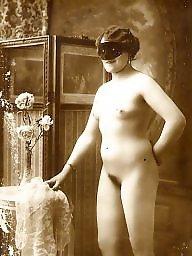 Vintage amateur, Mask