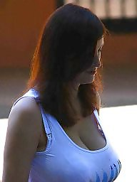 Big boobs, Tits, Public, Boobs, Big tits, Milf