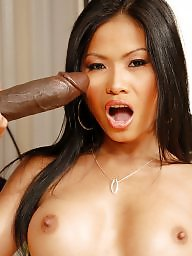 Indonesian, Big cock, Big black cock, Blowjobs, Black cock, Asian interracial