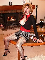 Nylon, Mature heels, Mature stocking, Mature nylon, Nylon mature, Stocking mature