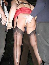Slut wife, Public slut, Germany