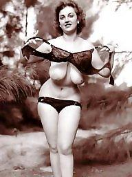 Vintage, Ladies, Pornstar, Sexy lady