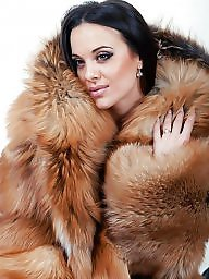Fur, Babes, Ladies, Coat